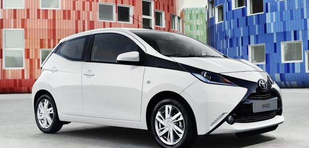 Ruszyła produkcja Peugeota 108, Citroena C1 i Toyoty Aygo