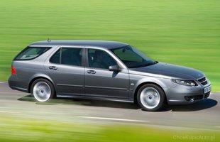 Saab 9-5 - dla pasjonata marki