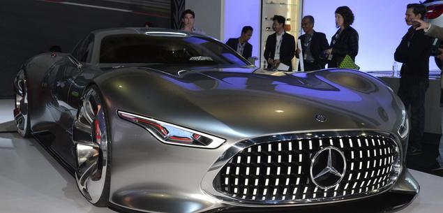 Los Angeles Motor Show