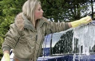 Samochód warto myć