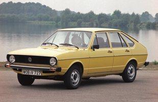Siedem generacji Volkswagen Passata
