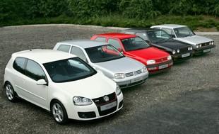 Siedem wcieleń motoryzacyjnej legendy