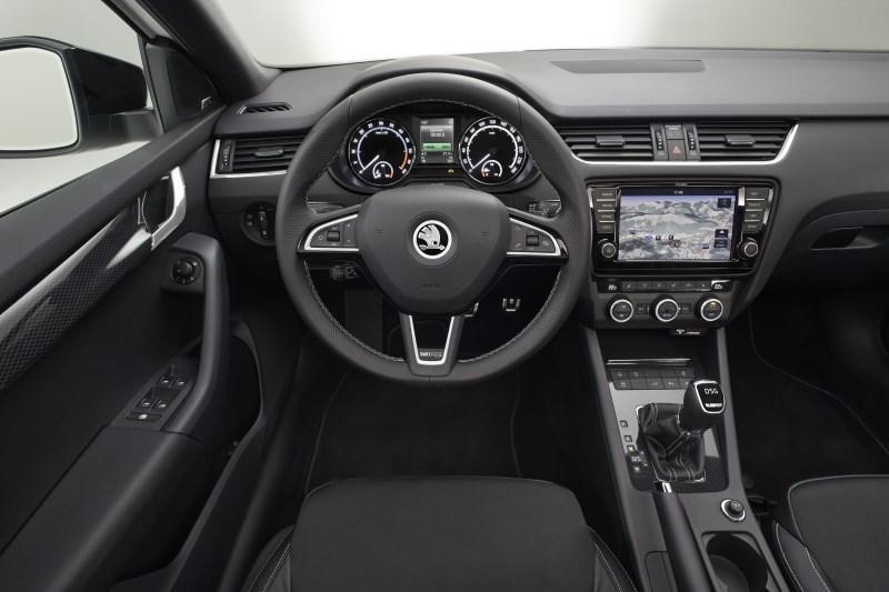 Skoda Octavia RS. Ceny