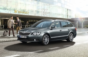 Skoda Superb Business