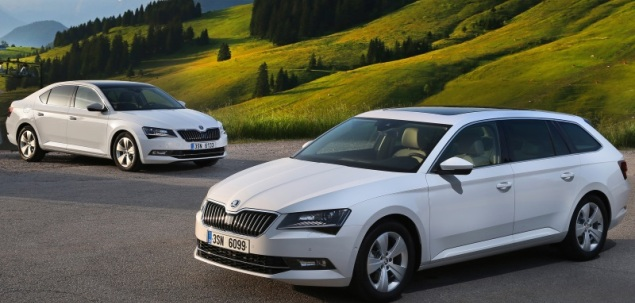Skoda Superb GreenLine. 1780 km na baku?