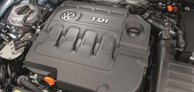 Stanowisko Volkswagena ws. silników EA288