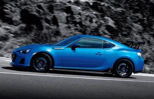 Subaru BRZ tS. Prawie jak STI