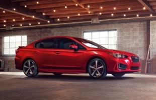 Subaru Impreza V generacji!