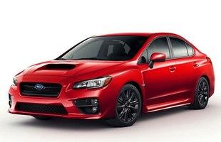Subaru  WRX. Pierwsze zdjęcia!