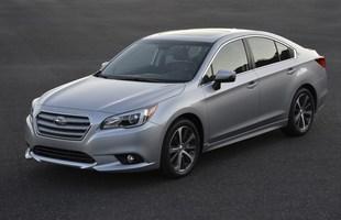 Subaru Legacy po raz szósty