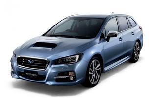 Subaru Levorg do produkcji