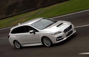 Subaru Levorg. Koncepcyjny, ale do produkcji