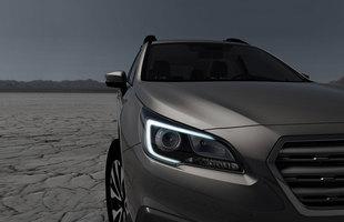 Subaru Outback V. Pierwsze zdjęcie