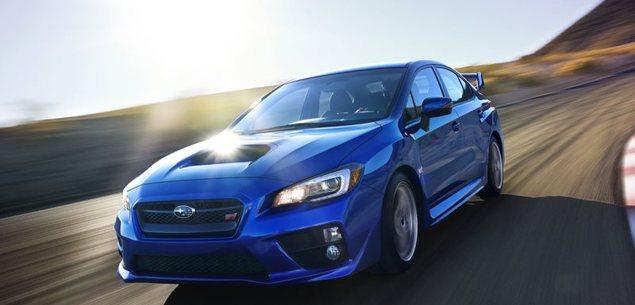 Subaru WRX STI już jest!