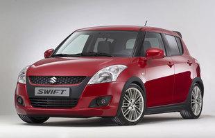 Suzuki Swift. Nowe silniki i napęd 4WD