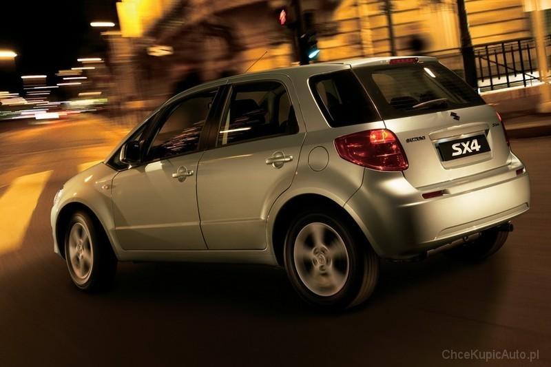 Suzuki SX4 - kosmopolita