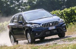 Suzuki SX4 S-Cross po liftingu. Ceny
