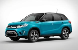Takie jest nowe Suzuki Vitara!