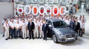 Sześć milionów Audi Quattro!