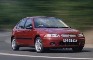 Silniki serii K (benzynowe, z wtryskiem) w popularnych Roverach 200/400/600 cierpią na usterki układu chłodzenia