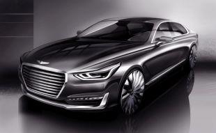 Tak wygląda Genesis G90