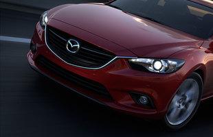Tak wygląda nowa Mazda6