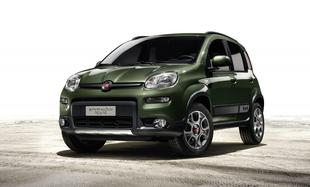 Nowy Fiat Panda 4x4