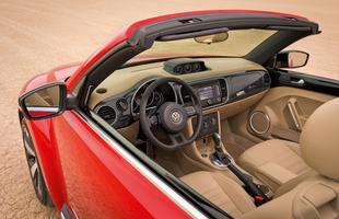 Tak wygląda nowy Garbus kabrio!