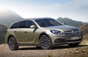 Nowość: Opel Insignia Country Tourer