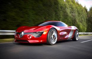 Koncepcyjne Renault DeZir