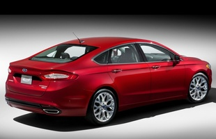 Ford Fusion / Ford Mondeo
