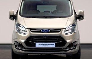 Taki będzie nowy Ford Transit. Premiera w tym roku!