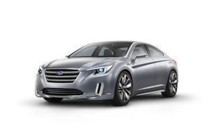 Takie będzie nowe Subaru Legacy?