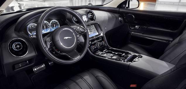 W angielskim stylu. Oto Jaguar  XJ Ultimate