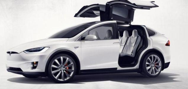 Tesla model X oficjalnie