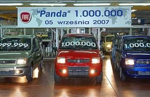 Wrzesień 2007. Milionowa Panda