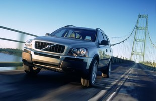 To już koniec Volvo XC90