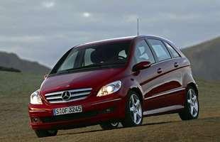 Mercedes klasy B