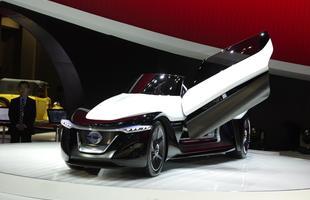 Tokio Motor Show 2013 cz. 2