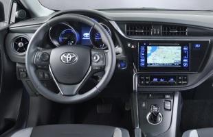 Toyota Auris po liftingu