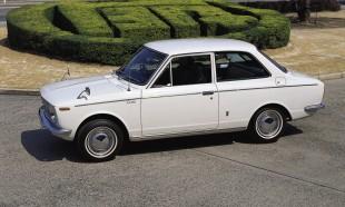 Toyota Corolla ma 50 lat