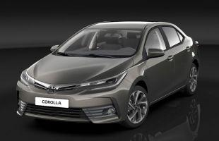 Toyota Corolla po liftingu. Ceny!