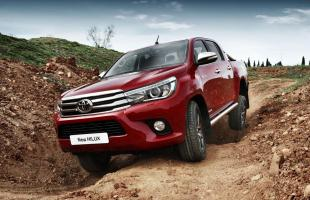 Toyota Hilux po europejsku