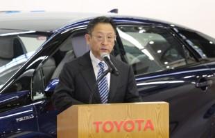 Toyota Mirai już w produkcji