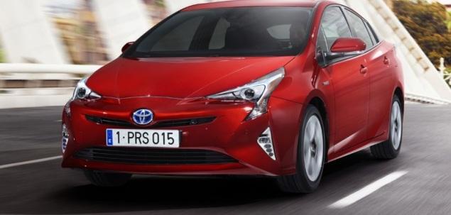 Toyota Prius IV!