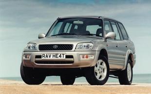 Toyota RAV4 I. Czy wciąż warto?