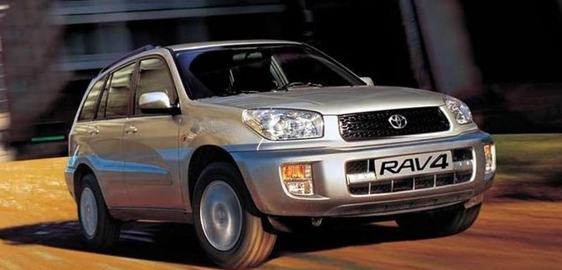 Toyota RAV4 II. Warta wysokiej ceny?