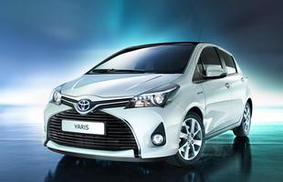 Toyota Yaris po liftingu