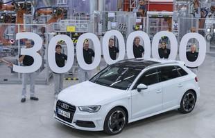 Trzy miliony Audi A3!