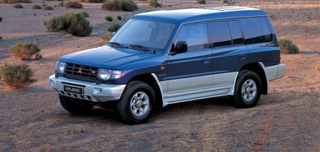 Trzy miliony Mitsubishi Pajero
